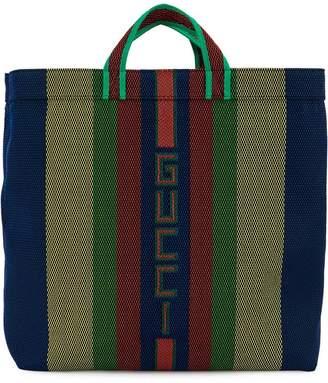 Gucci GG Stripe tote bag