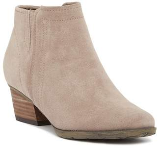 Blondo Valli Waterproof Suede Bootie - Wide Width Available