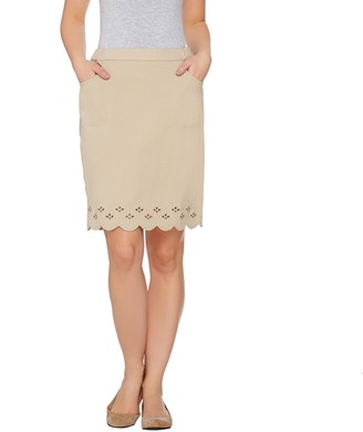 Factory Quacker DreamJeannes Smile N' Style Scalloped Skort