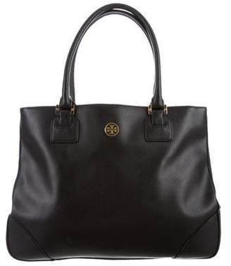Tory Burch Robinson Leather Tote