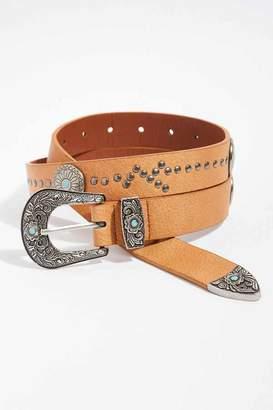 Annabelle Embellished Western Belt