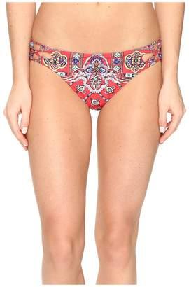 Nanette Lepore Pretty Tough Charmer Bottom Women's Swimwear