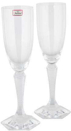 Baccarat Baccarat Opera Champagne Flutes
