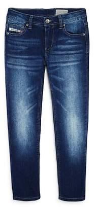 Diesel Boys' Krooley Slouchy Skinny Jeans - Big Kid
