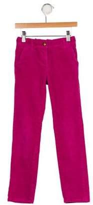 Brooks Brothers Girls' Four Pocket Pants