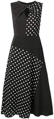 Paul Smith polka dot midi dress