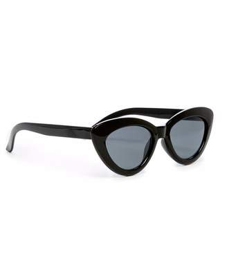 Sole Society Kels Slim Cat Eye Sunglasses