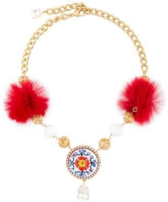 Dolce & Gabbana decorative necklace