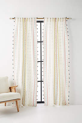 Anthropologie Araya Curtain
