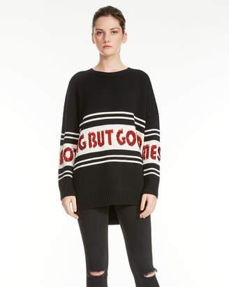 Maje Mystique Sweater