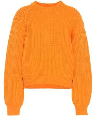 Acne Studios Penina cotton-blend sweater