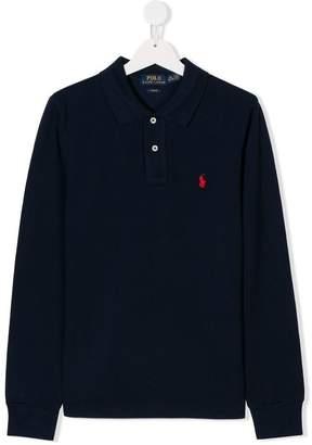 Ralph Lauren Kids TEEN classic polo shirt