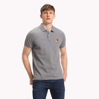 Tommy Hilfiger Pique Cotton Mascot Polo