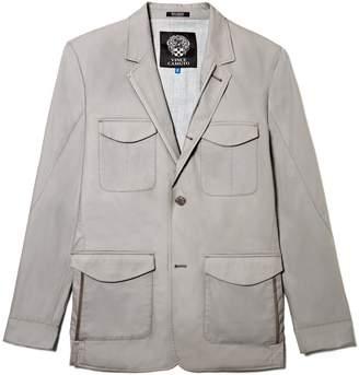 Vince Camuto Mens Four-Pocket Blazer