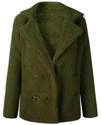 Goodnight Macaroon 'Stella' Oversized Teddy Bear Coat (6 Colors)