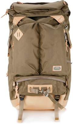 As2ov Ballistic nylon 2pocket backpack
