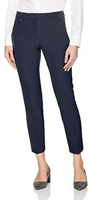 Adrianna Papell Women's Kate Fit Bi Stretch Pant