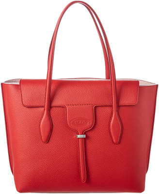 Tod's Joy Medium Leather Tote