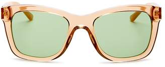 Tory Burch Women's Square Sunglasses, 52mm