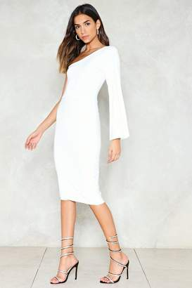 Nasty Gal One-Hit Wonder Midi Dress
