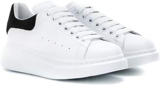 Alexander McQueen Leather sneakers