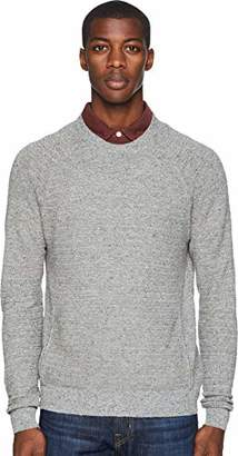 Billy Reid Men's Speckled Long Sleeve Sweater