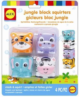 Alex Bath Toy Water Squirters Farm Friends