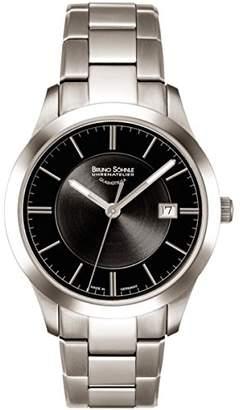 Soehnle Bruno Bruno Söhnle Women's Quartz Watch with Silver GEMELLI Analogue Quartz Stainless Steel 17/13153 742
