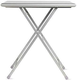 Design Within Reach Arc En Ciel Folding Table, Silver