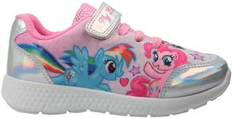 My Little Pony Girls Sketch Low Top Sports Trainers UK 9 Infant