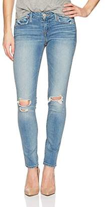 True Religion Women's Halle Midrise Skinny Jeans