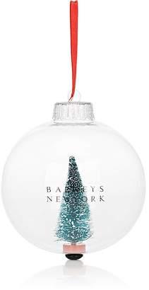 Barneys New York Glass Ball Ornament