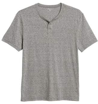 J.Crew Triblend Henley Shirt