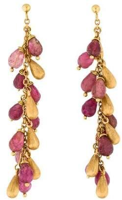 H.Stern 18K Tourmaline Chandelier Earrings