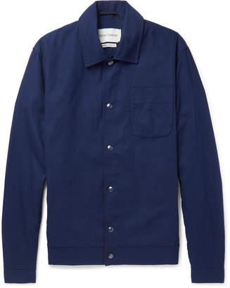 Oliver Spencer Waltham Cotton-Canvas Jacket