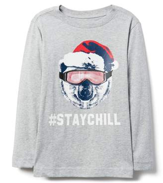 Crazy 8 Crazy8 Stay Chill Tee