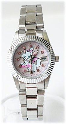 Disney (ディズニー) - ネコのマリーちゃん腕時計 5099ma