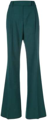 Prada high-waisted tailored trousers