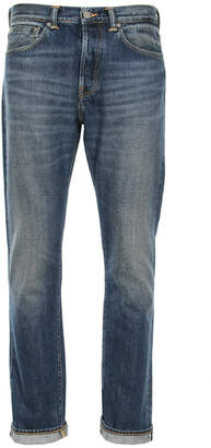 b4239090 Edwin ED-80 - Red Listed Selvage Jeans Blue Wash