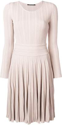 Valenti Antonino flared fitted day dress