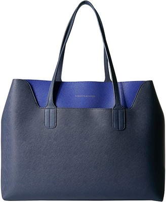 Tommy Hilfiger Adamaria Tote Double Sided $128 thestylecure.com