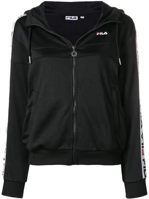 Fila logo stripe hoodie