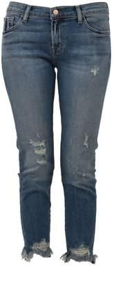 J Brand Sadey Slim Fit Jean