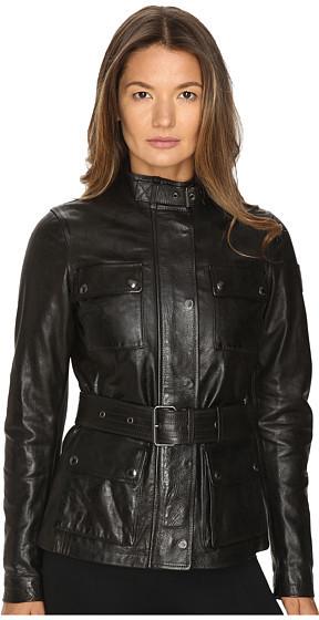 BelstaffBELSTAFF Triumph 2.0 Signature Hand Waxed Leather Jacket