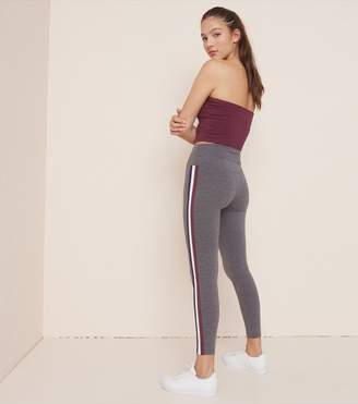 Garage Ultra High Waist Side Stripe Legging