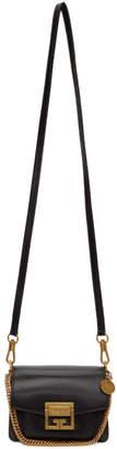 Givenchy Black Mini GV3 Shoulder Bag