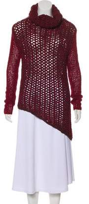Helmut Lang Long Sleeve Turtleneck Sweater