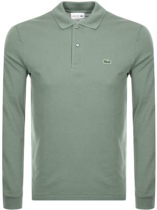 d8f0e889e1 Lacoste Green Polo Shirts For Men - ShopStyle UK