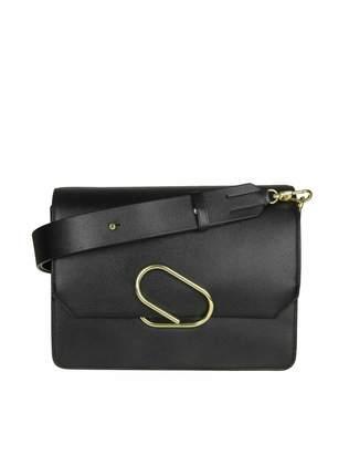 3.1 Phillip Lim Phillip Lim Alix Bag In Black Leather
