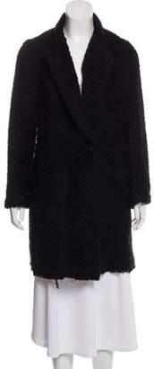 Isabel Marant Knee-Length Chenille Coat